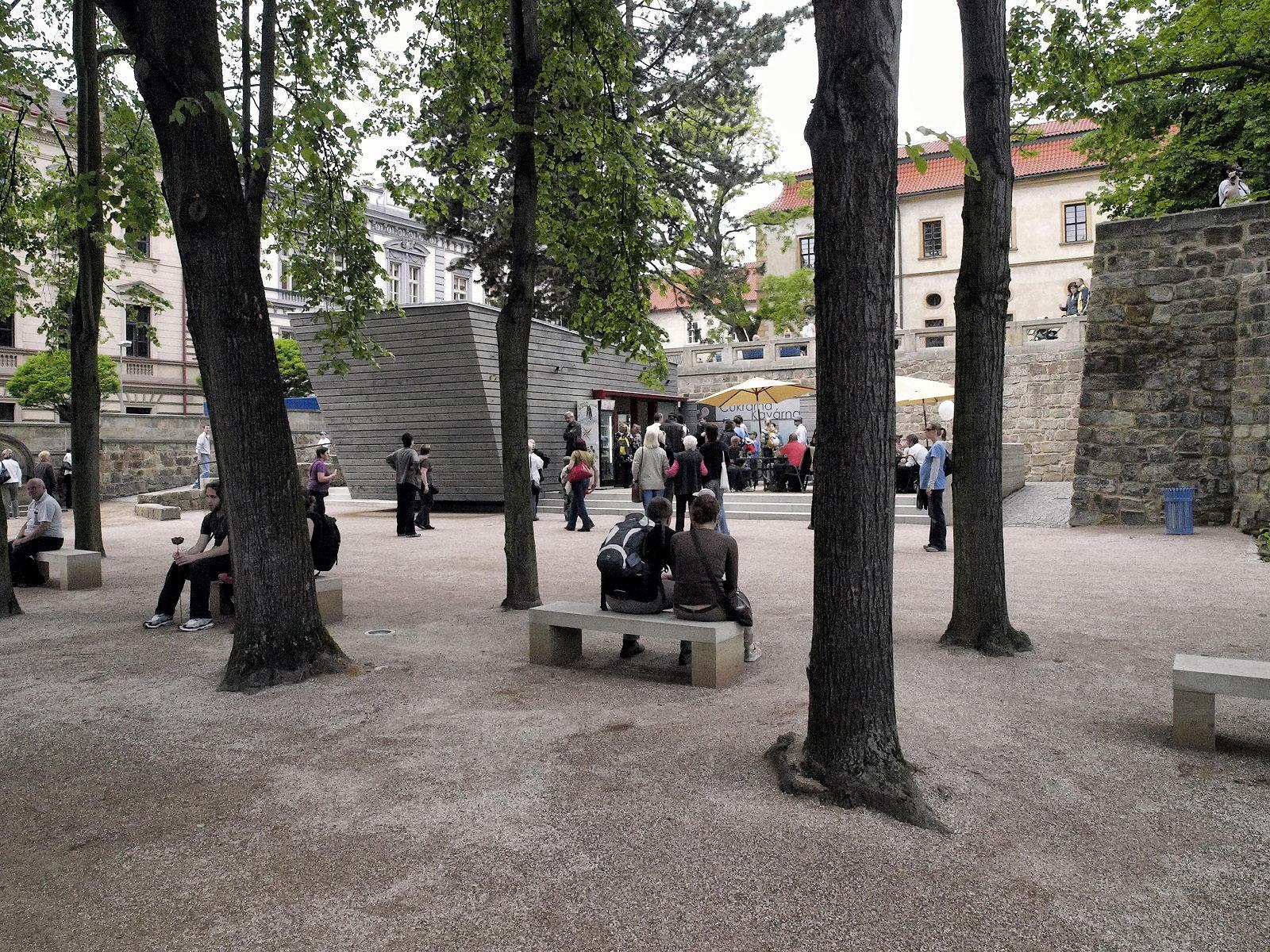 Zámecká zahrada | Jičín | 05