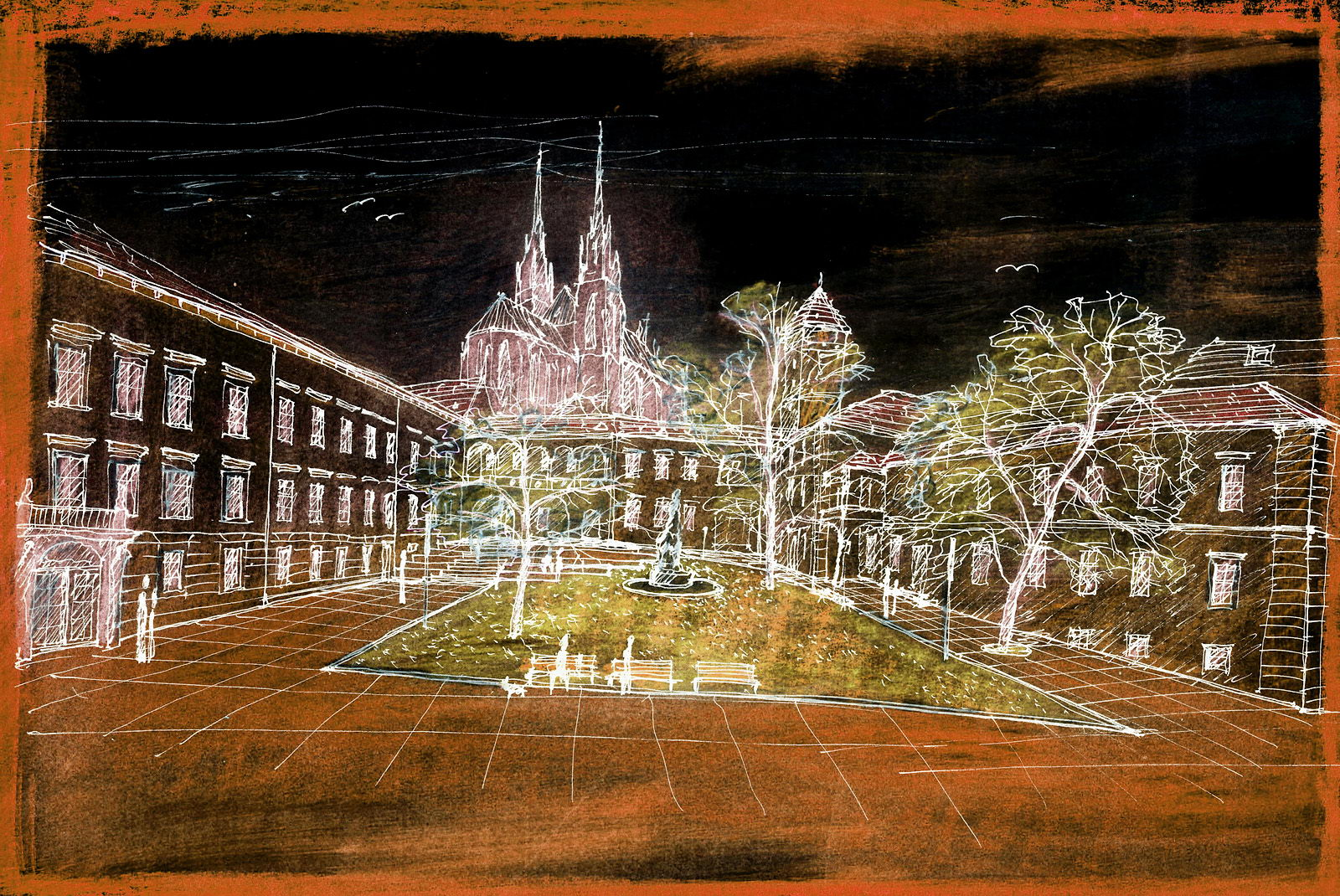 rekonstrukce Biskupského dvora | Brno | 03