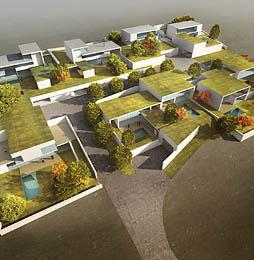 soubor staveb pro bydlení | Brno