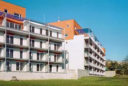 bytové domy - Farská zahrada | Brno - Komín