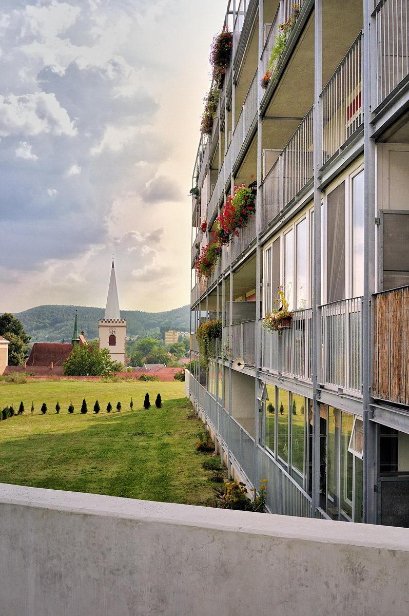bytové domy - Farská zahrada | Brno - Komín | 02