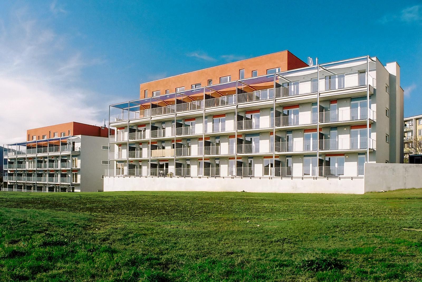 bytové domy - Farská zahrada | Brno - Komín | 03