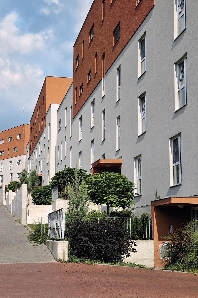bytové domy - Farská zahrada | Brno - Komín | 04