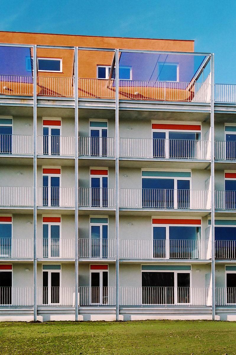 bytové domy - Farská zahrada | Brno - Komín | 06