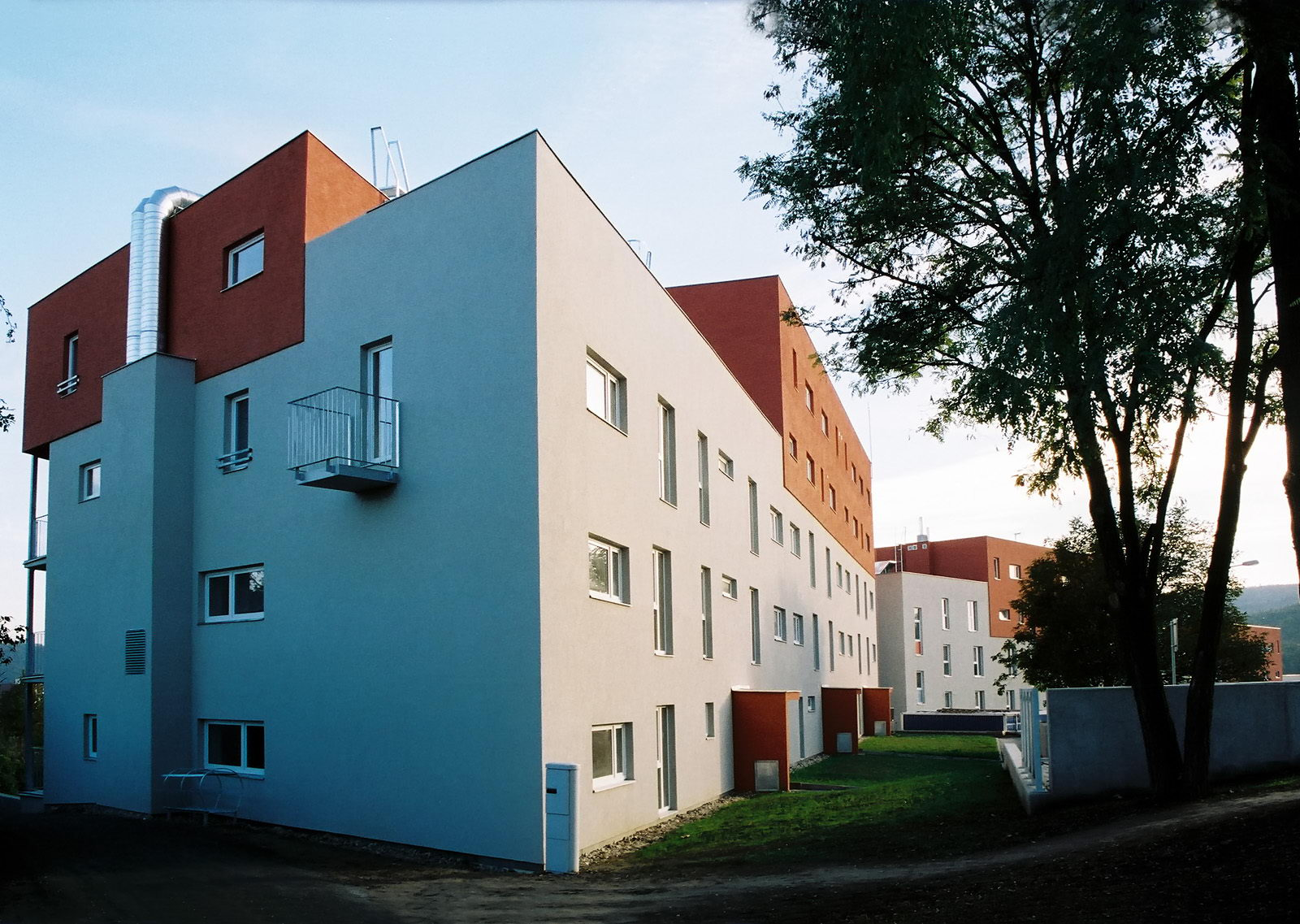 bytové domy - Farská zahrada | Brno - Komín | 07