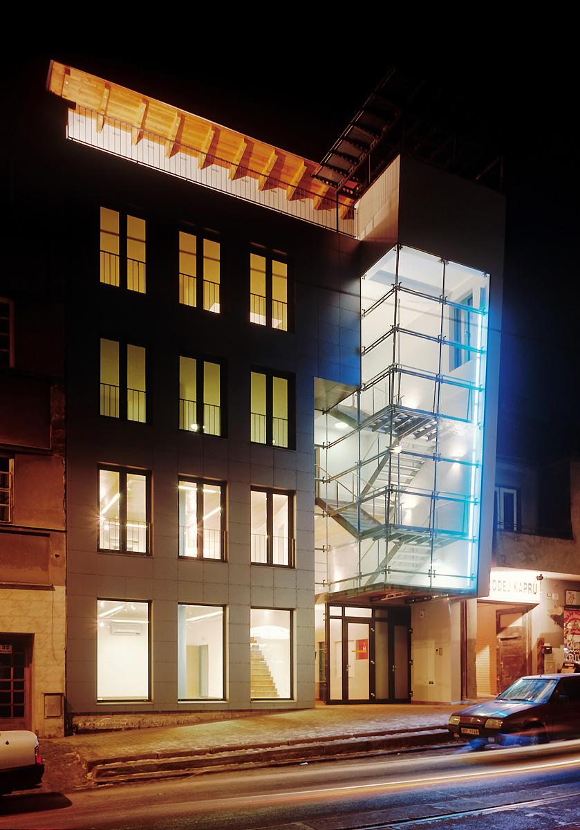 dům s komerčními prostory   Brno   02