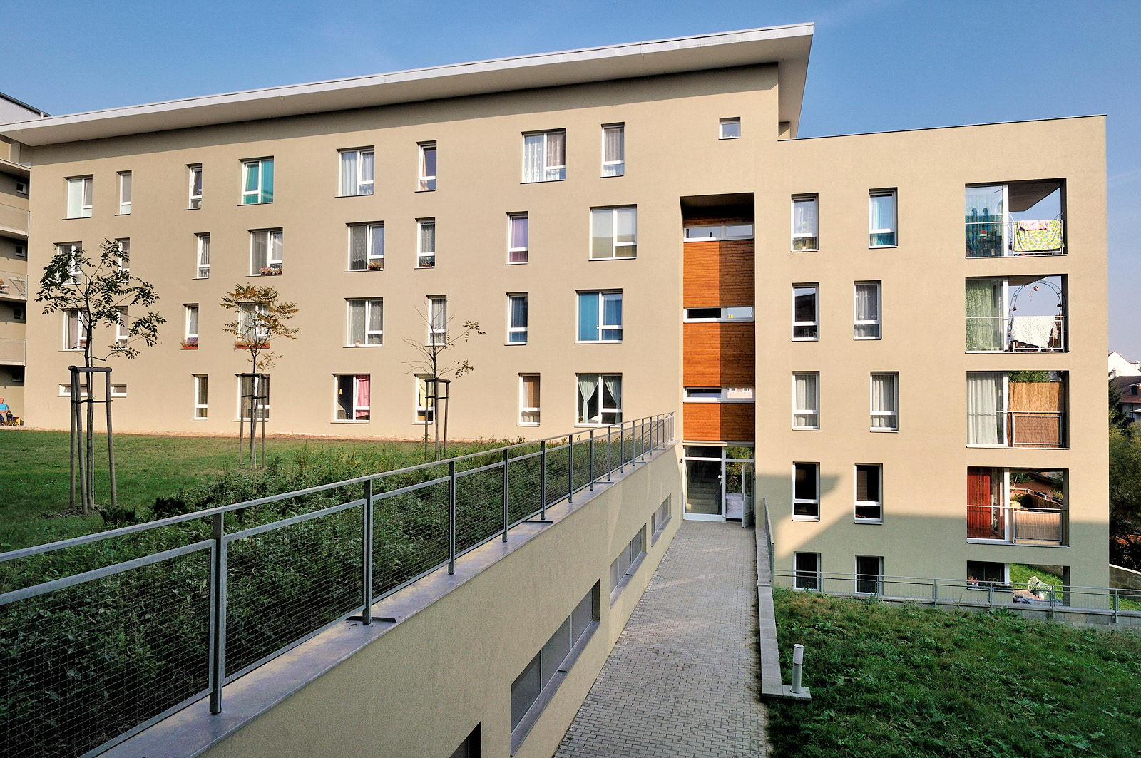 bytové domy   Brno - Medlánky   01