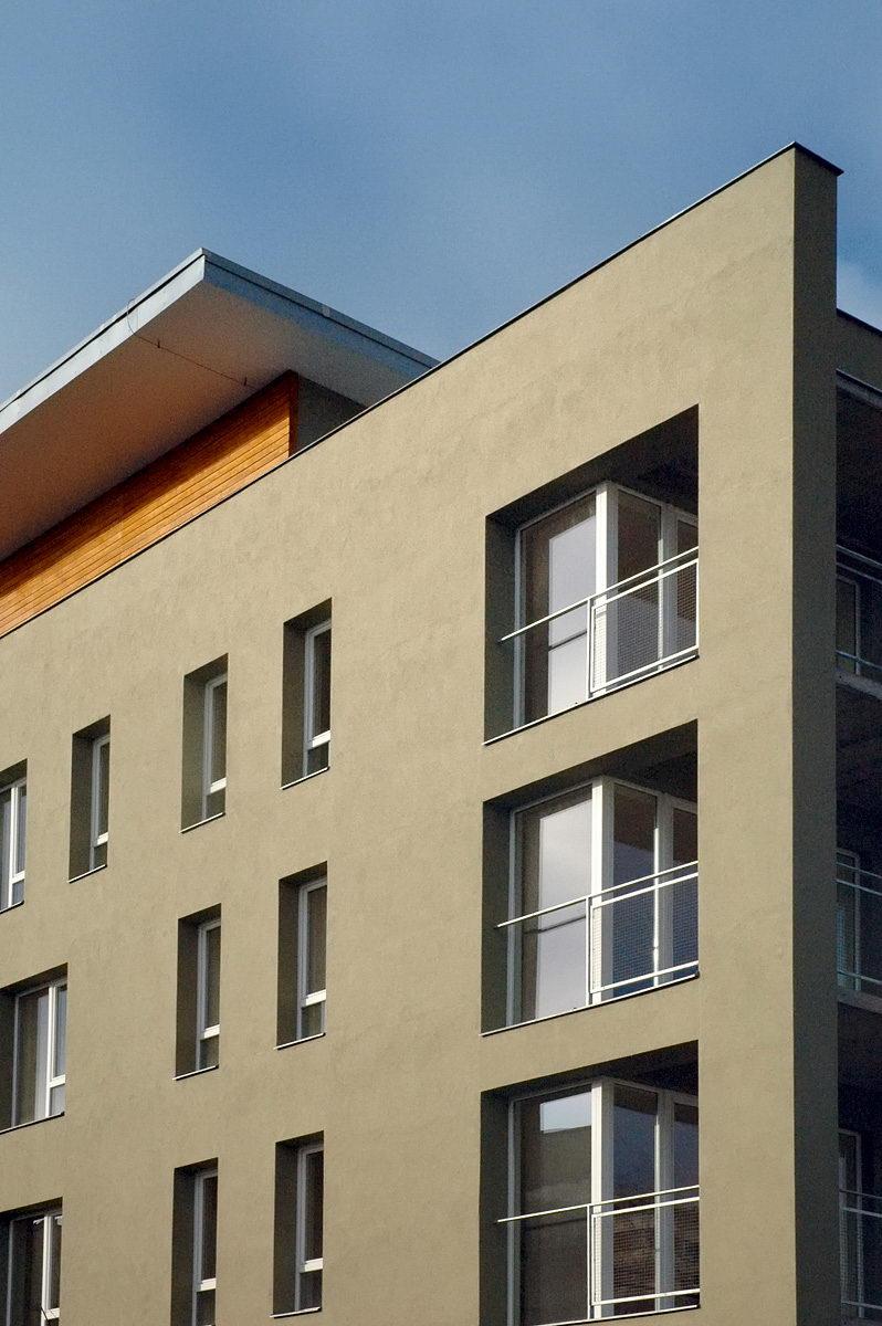 bytové domy   Brno - Medlánky   02