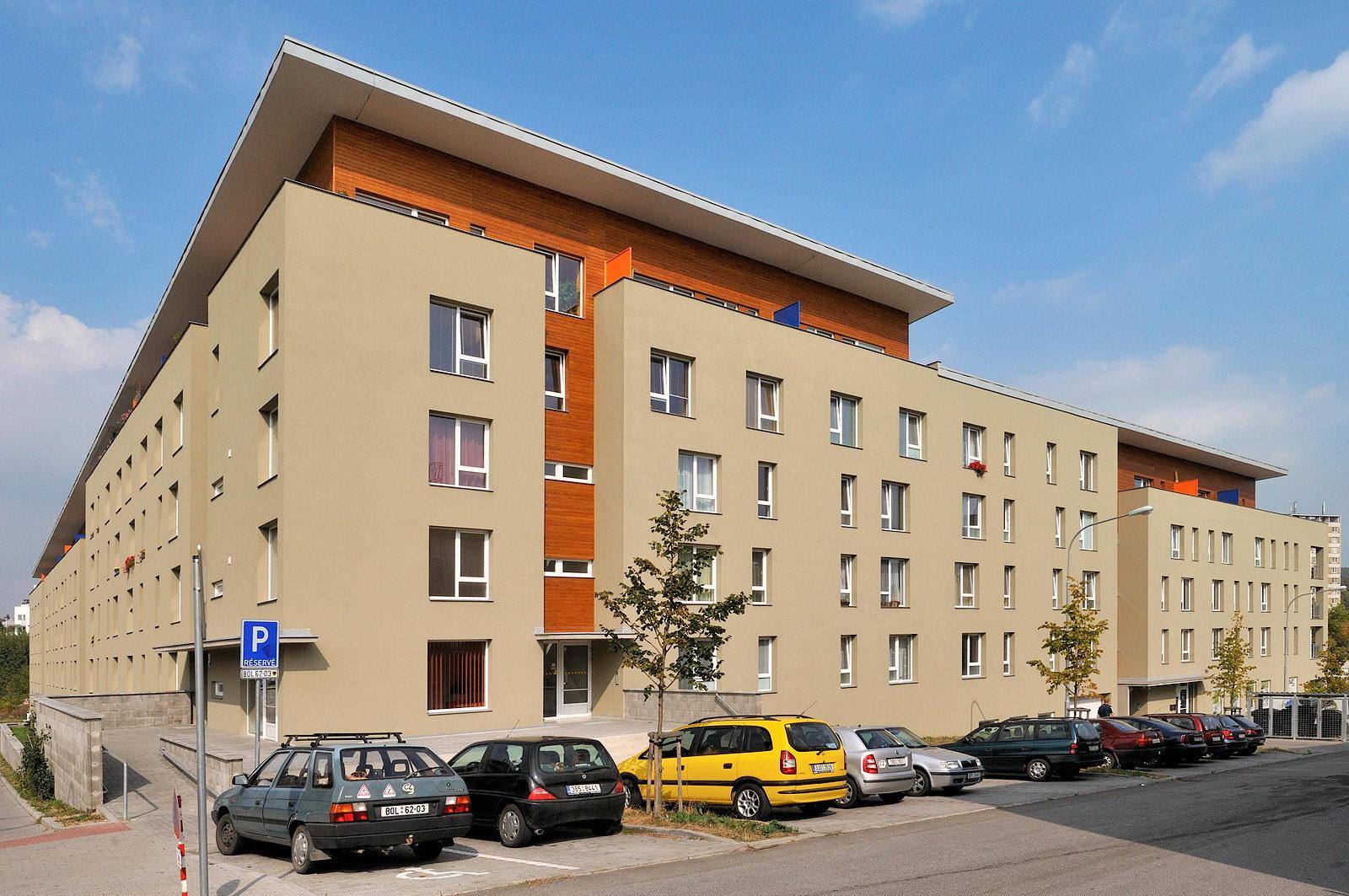 bytové domy   Brno - Medlánky   03