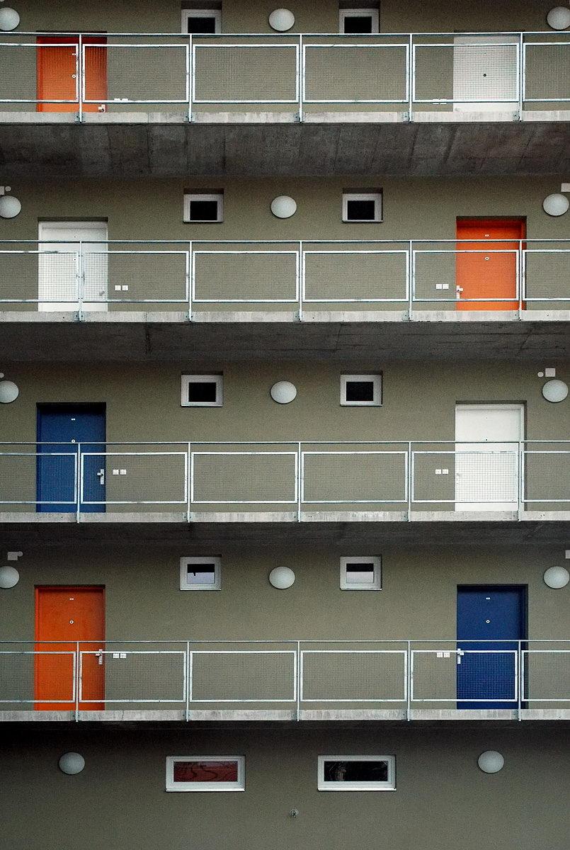 bytové domy   Brno - Medlánky   06
