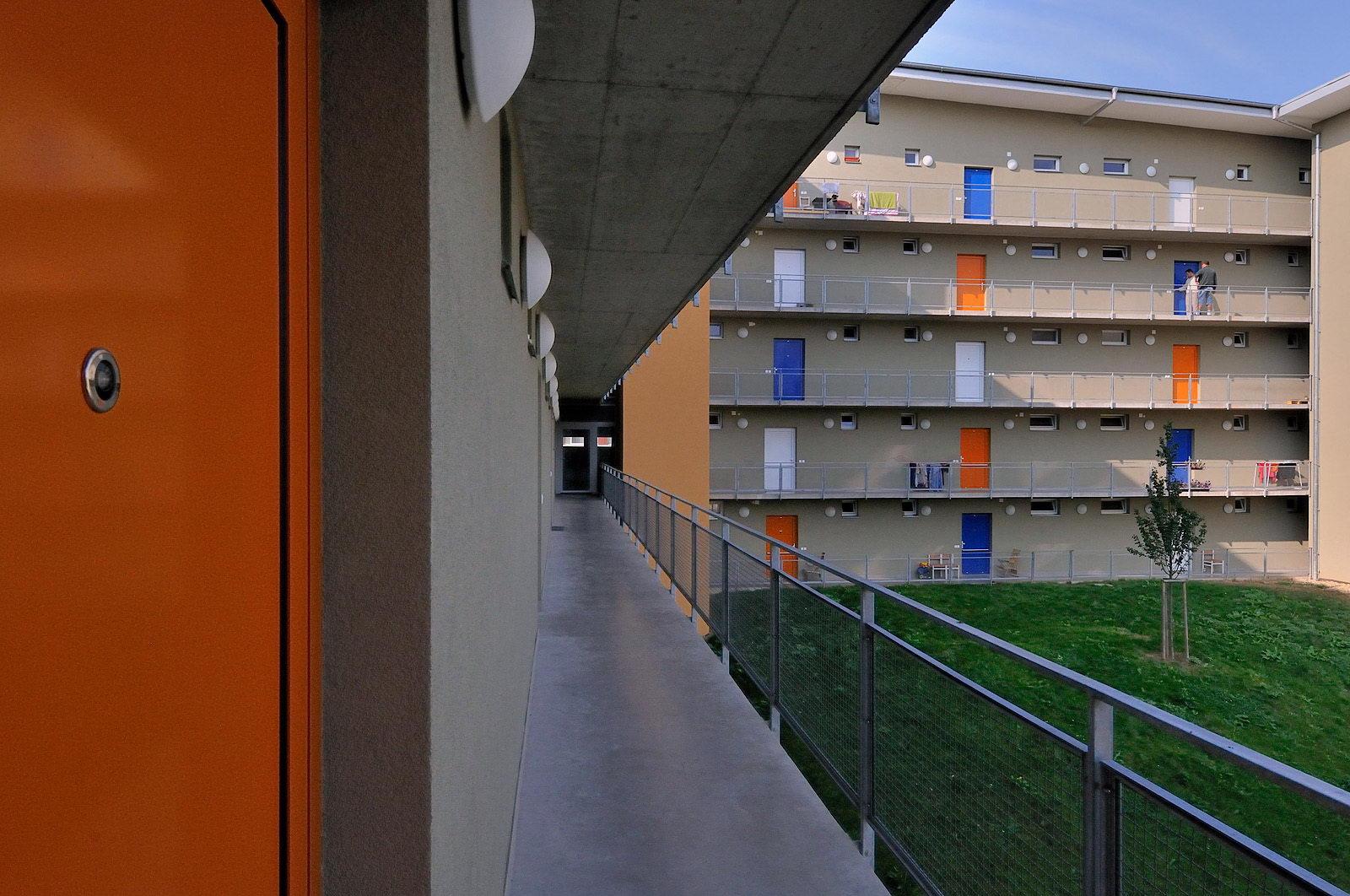 bytové domy   Brno - Medlánky   07