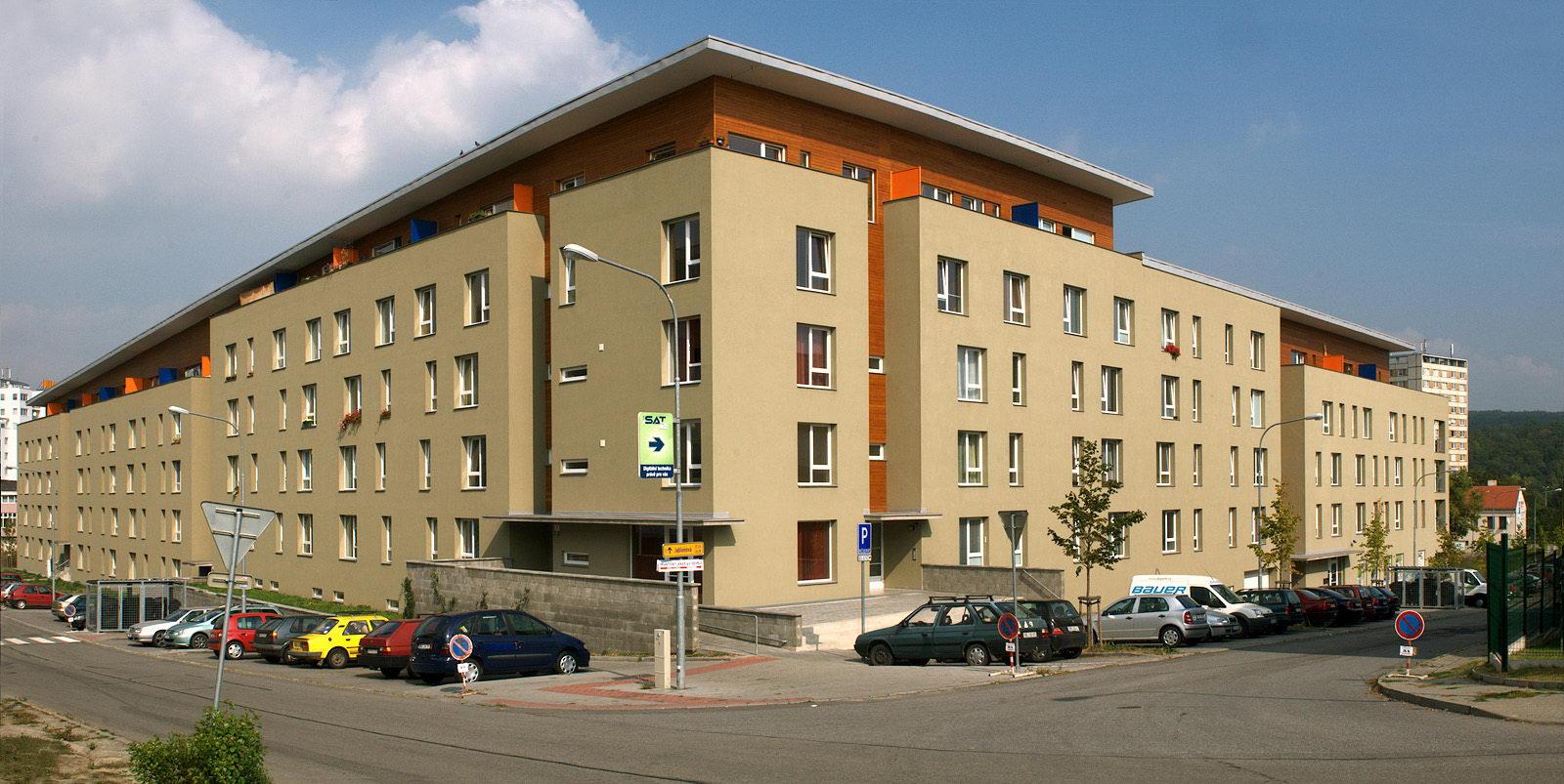 bytové domy   Brno - Medlánky   08