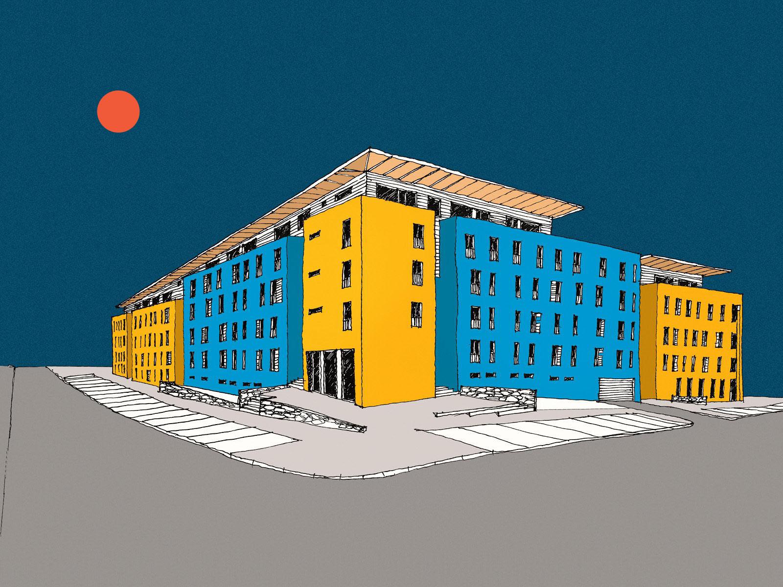 bytové domy   Brno - Medlánky   09