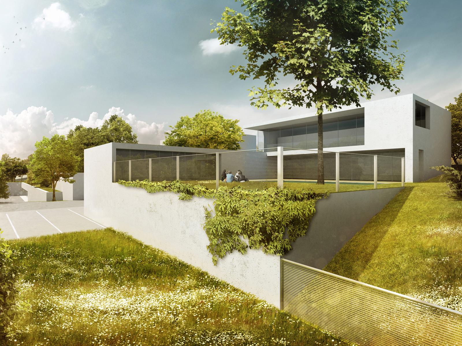 soubor staveb pro bydlení | Brno - Komín | 03
