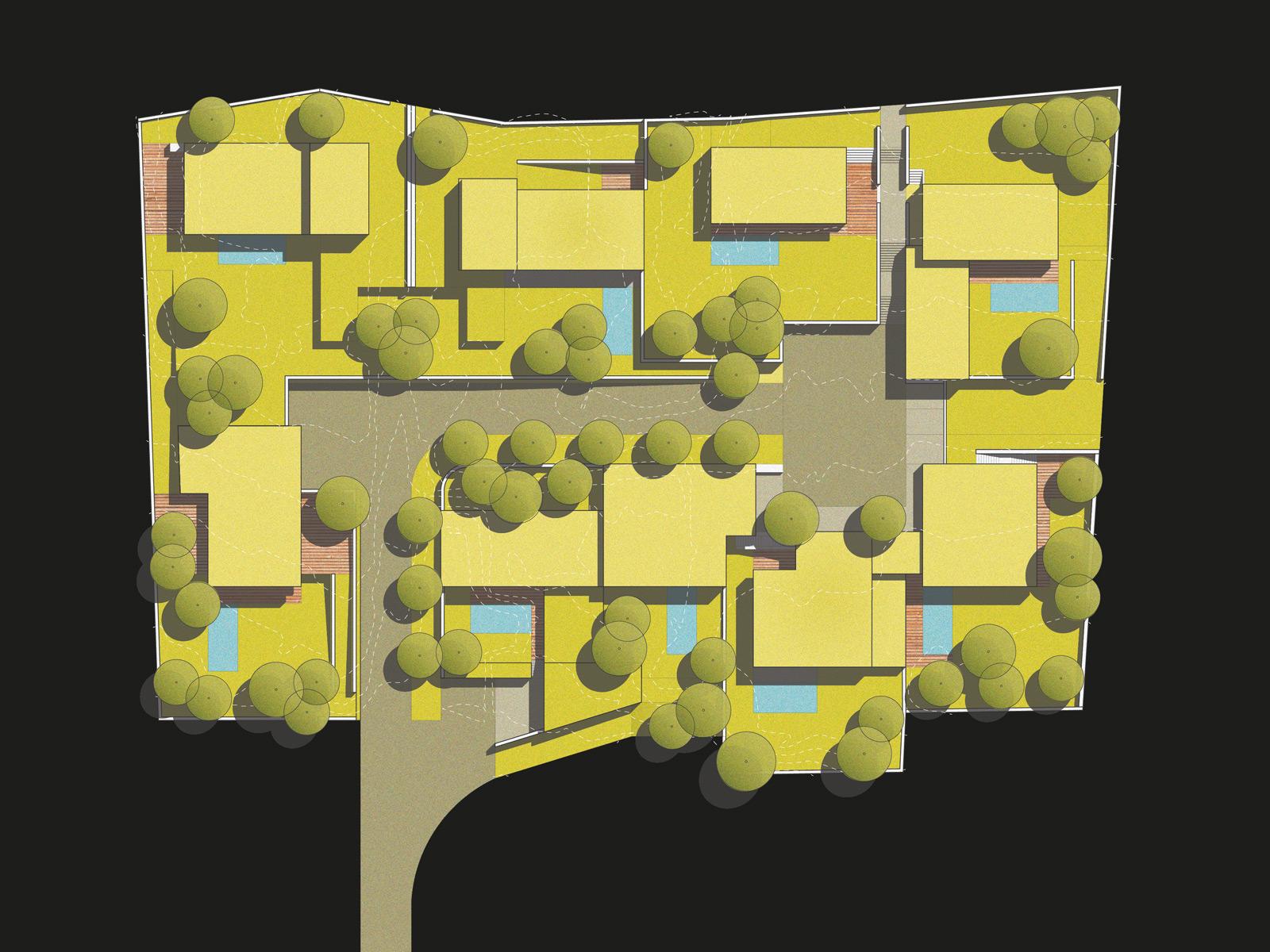 soubor staveb pro bydlení | Brno - Komín | 11