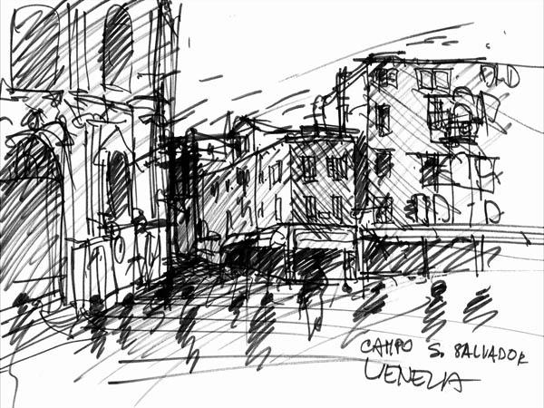 architektonická kresba   1