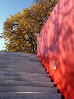 park na Slovanském náměstí | Brno