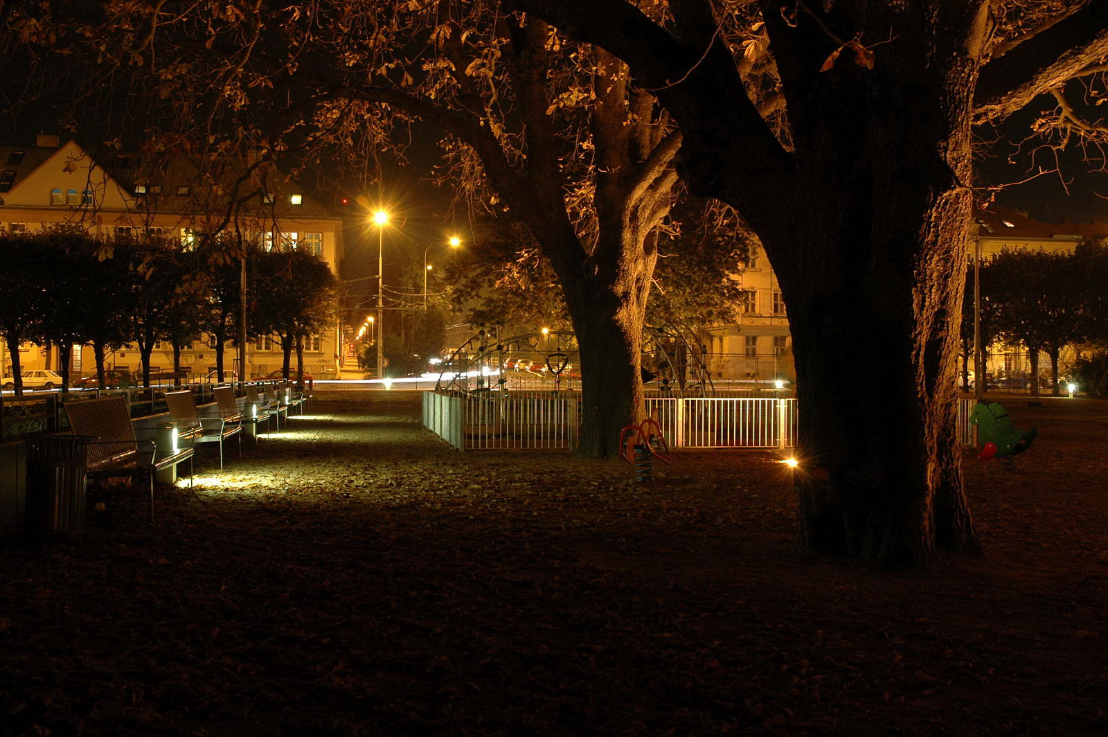 Park na Slovanském náměstí   Brno   07