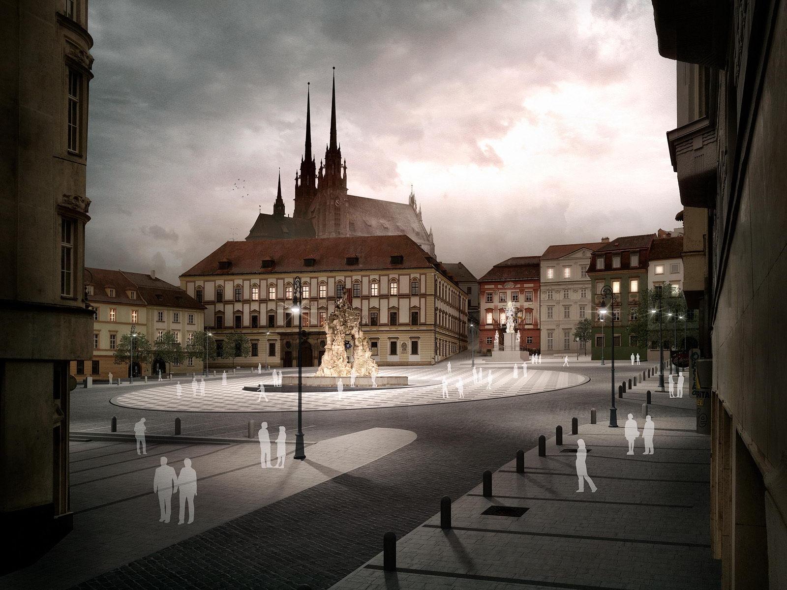 Zelný trh | Brno | 01