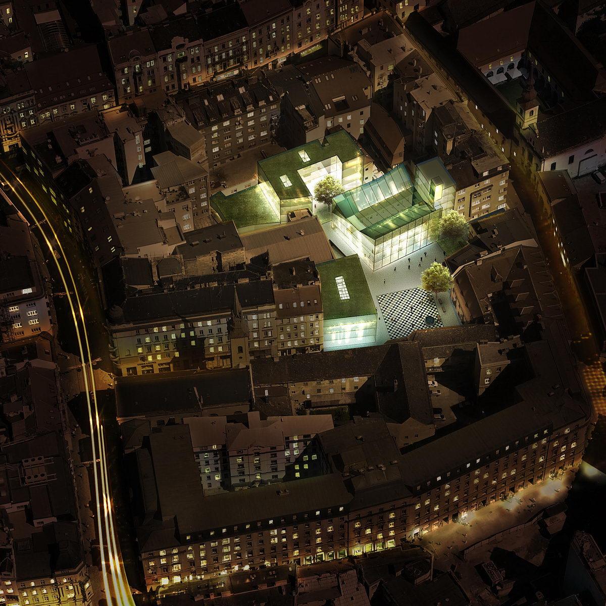 Římské náměstí | Brno | 01