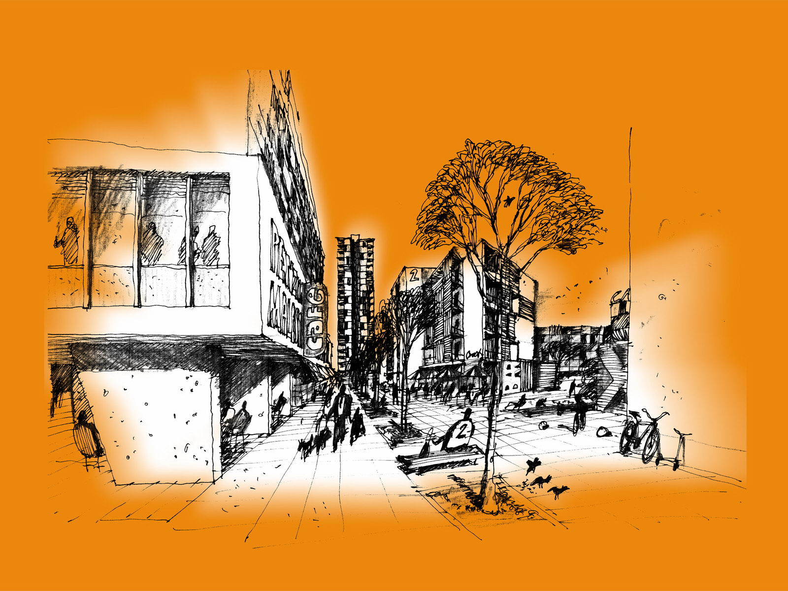 bytové domy   Praha -Malešice   09