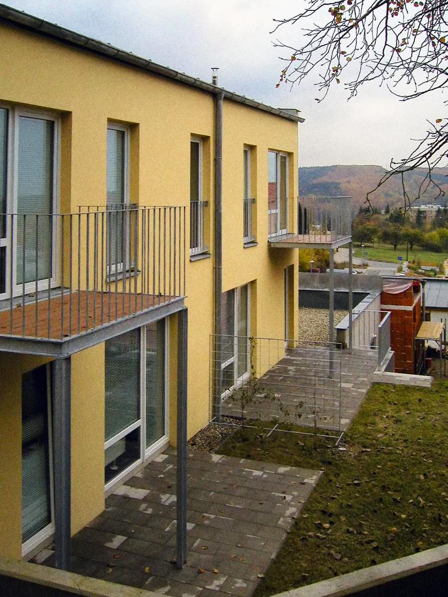malometrážní nájemní byty | Brno | 04