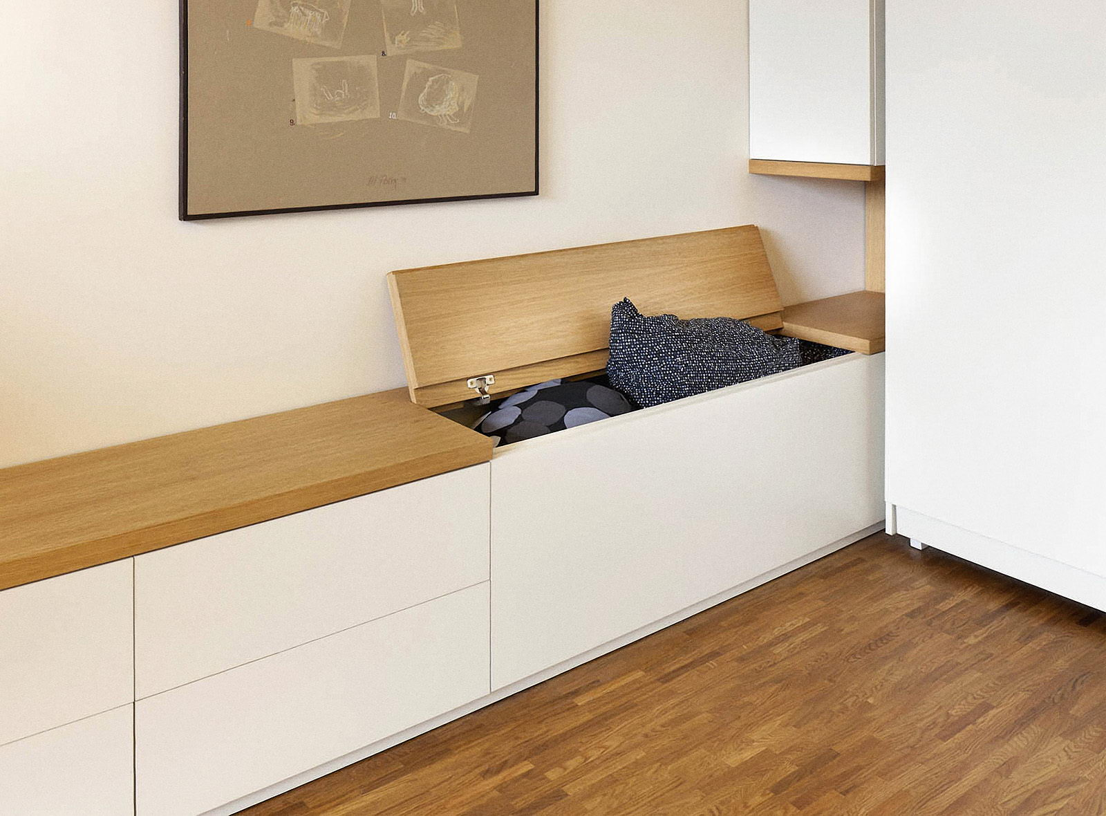 rekonstrukce panelového bytu pana J.   Brno   09