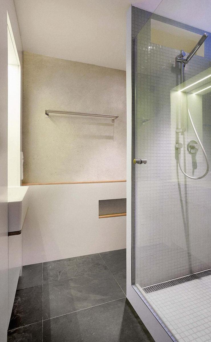 rekonstrukce panelového bytu pana J.   Brno   11