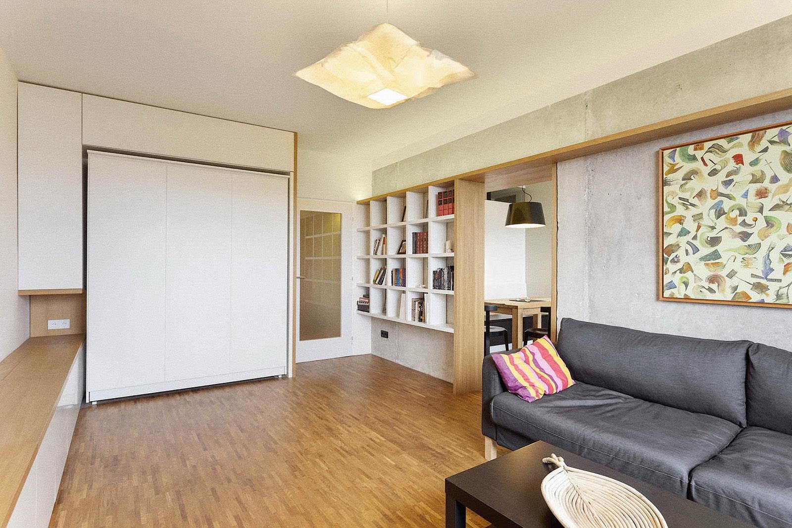 rekonstrukce panelového bytu pana J. | Brno | 05