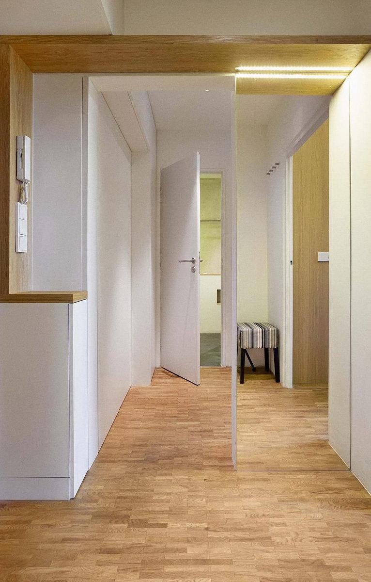 rekonstrukce panelového bytu pana J. | Brno | 13