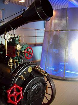 expozice technického muzea | Brno