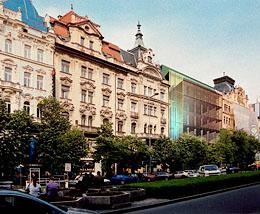 polyfunkční dům - Václavské náměstí 17 | Praha