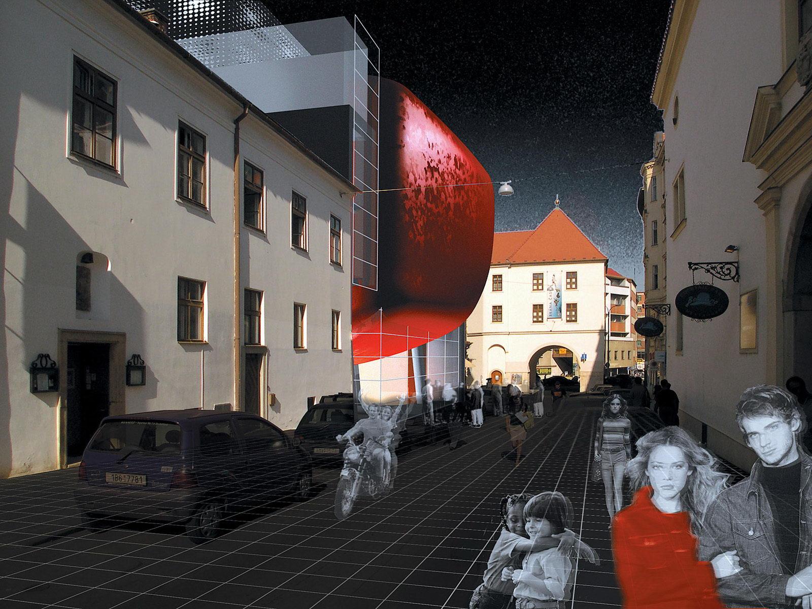 divadelní laboratoř JAMU | Brno | 01