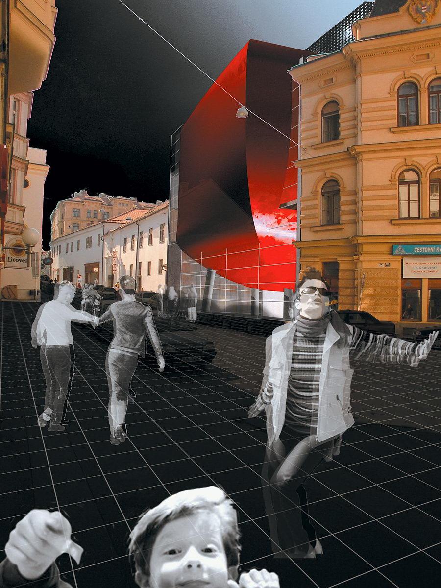 divadelní laboratoř JAMU | Brno | 02