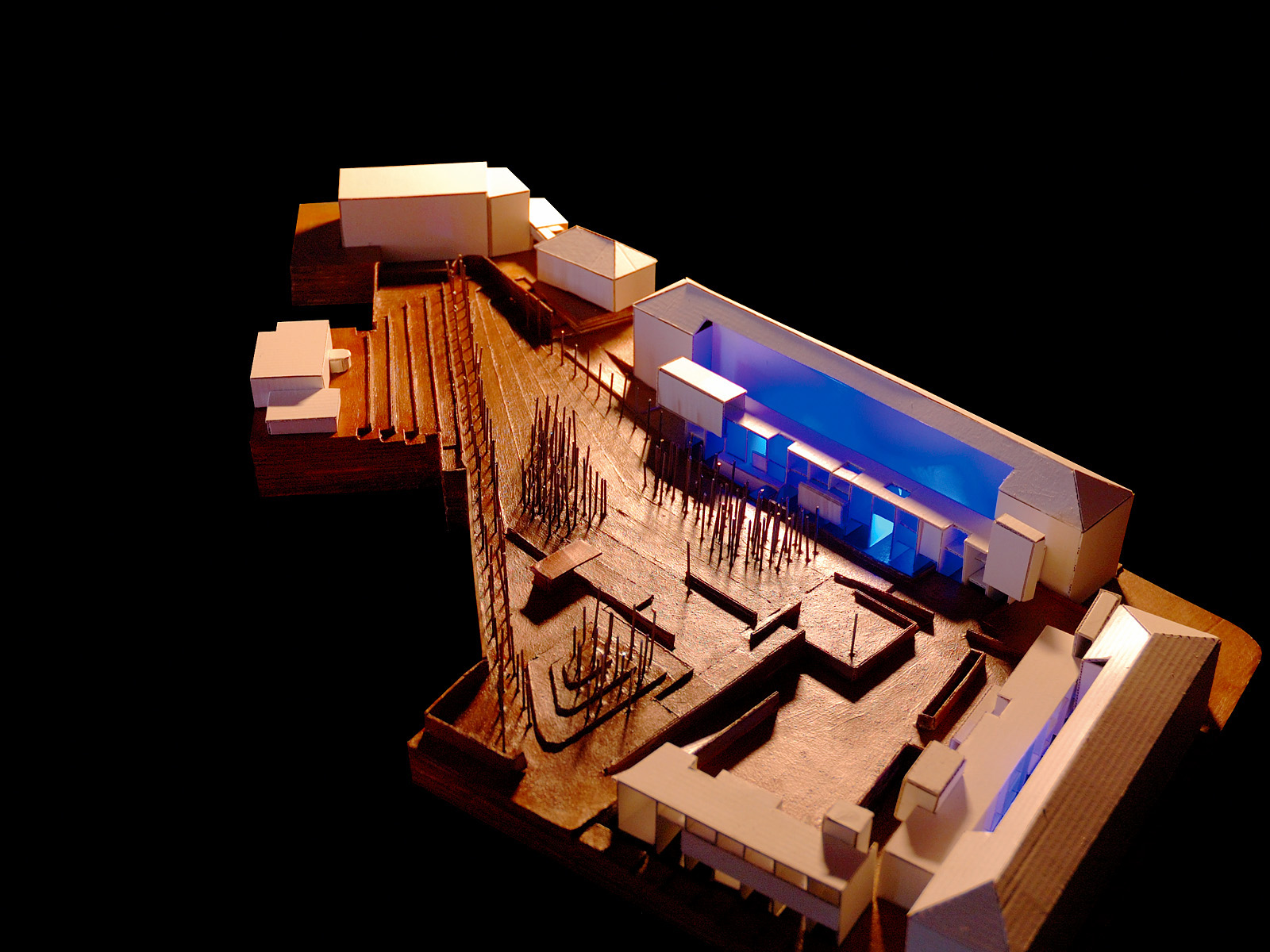 VUT   areál fakult architektury a výtvarných umění   Brno   06