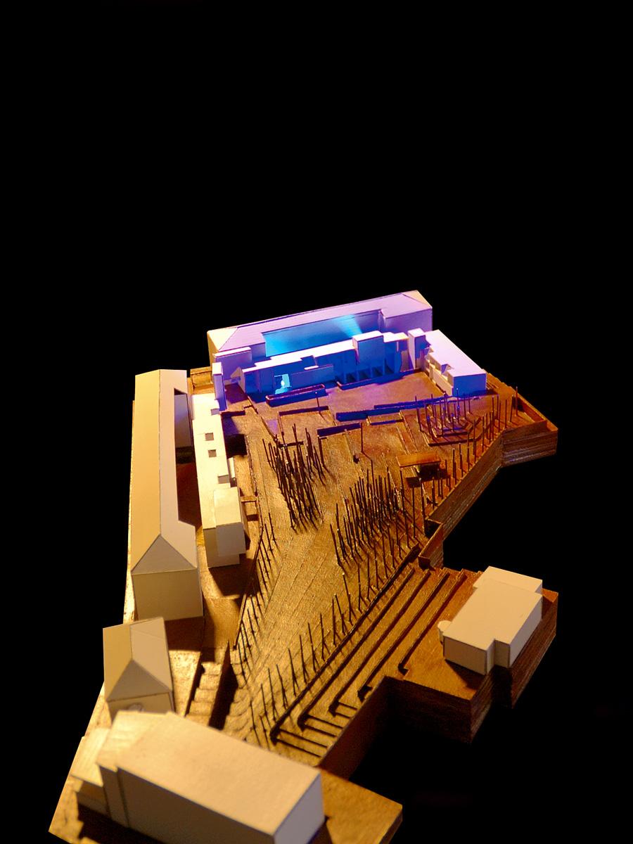 VUT | areál fakult architektury a výtvarných umění | Brno | 07