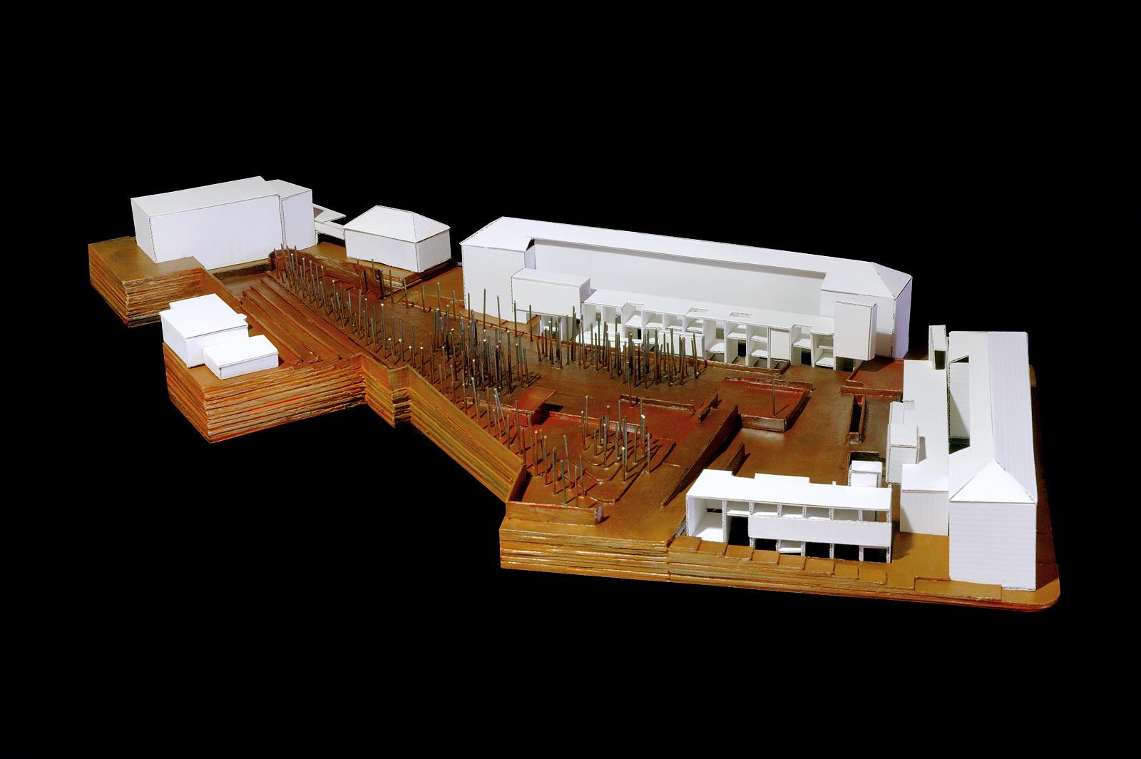 VUT   areál fakult architektury a výtvarných umění   Brno   09