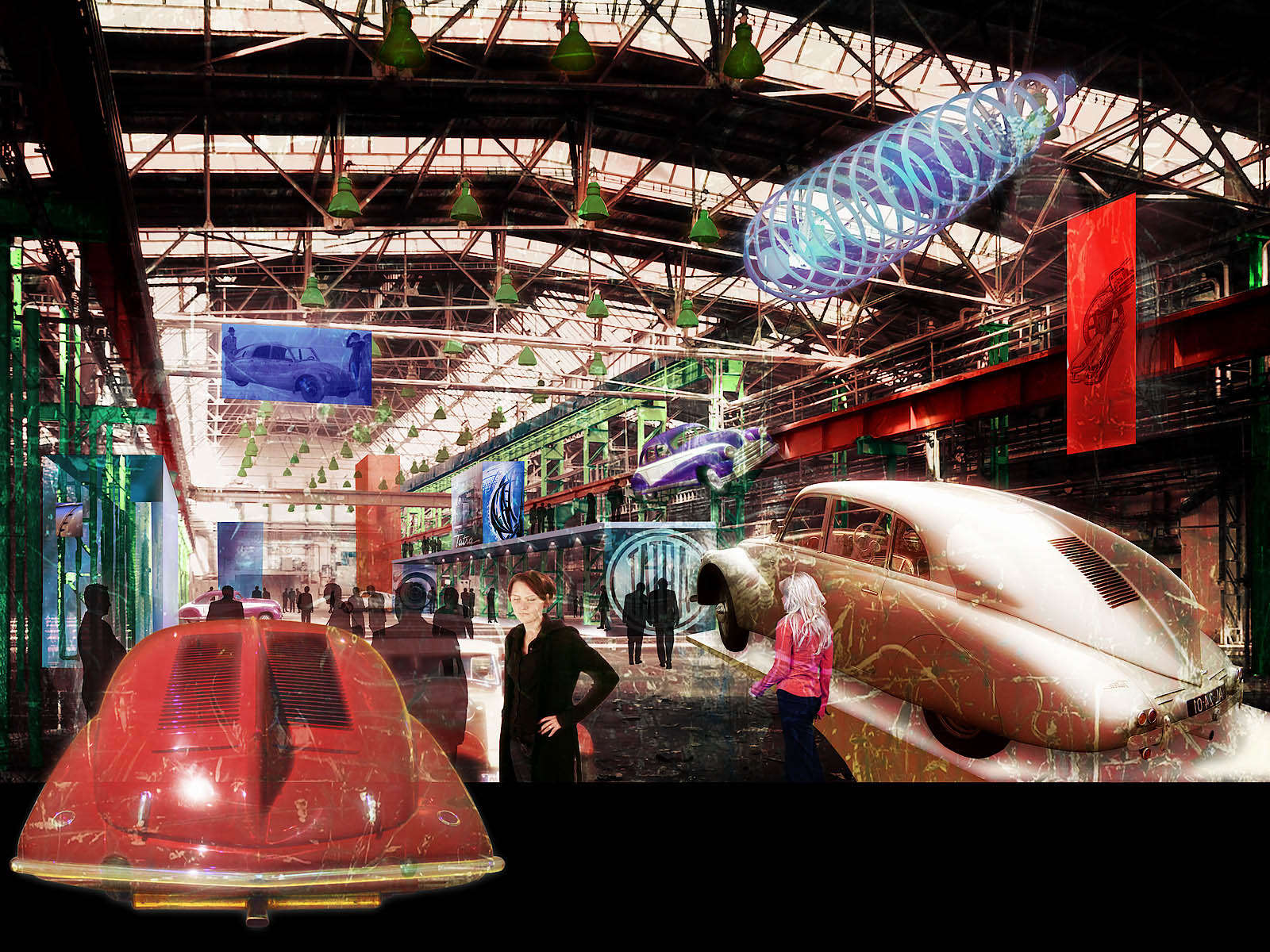 Muzeum Tatra | Kopřivnice | 01
