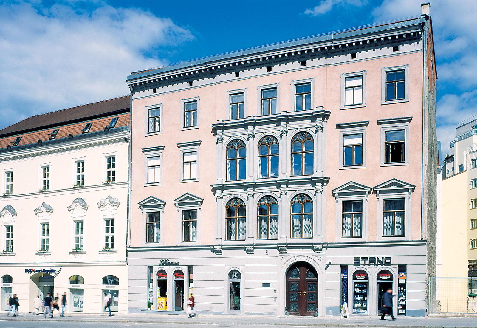 objekt ústavu památkové péče | Brno | 02