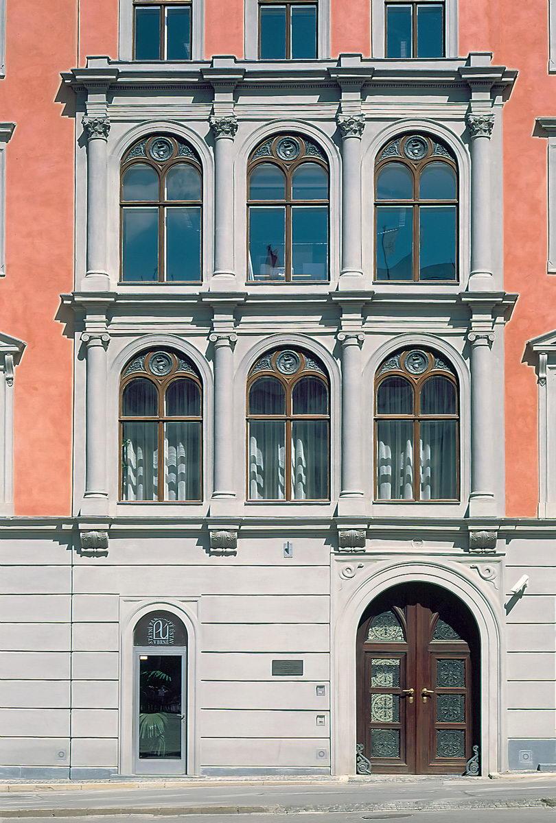 objekt ústavu památkové péče | Brno | 03