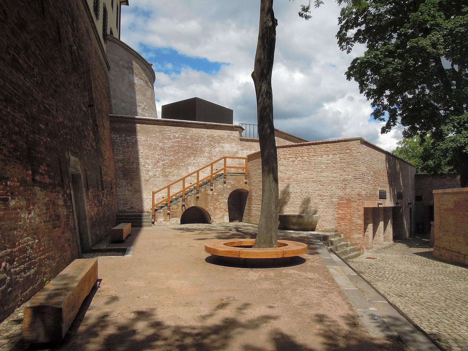 rekonstrukce hradu Špilberk | Brno | 02