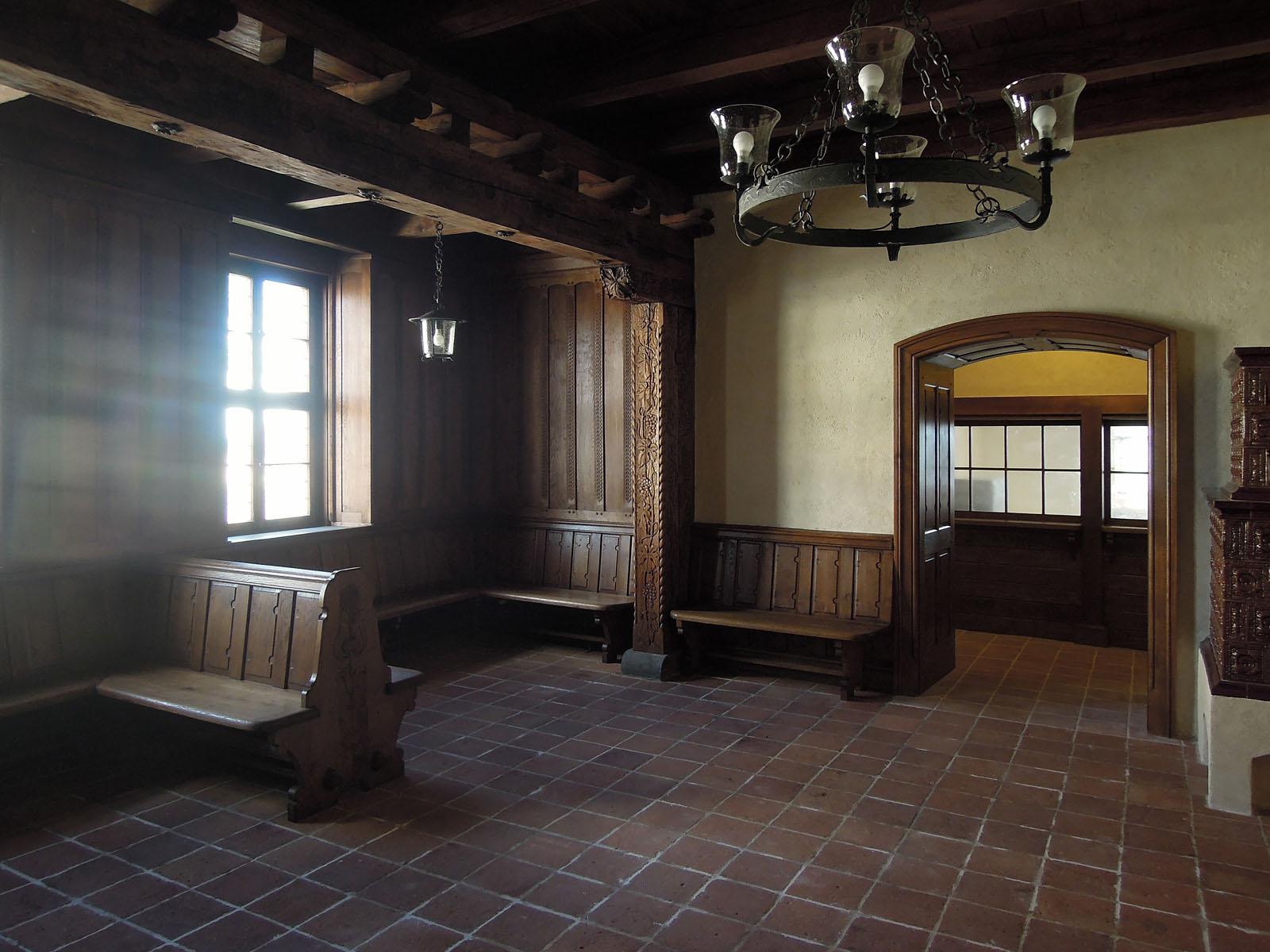 rekonstrukce hradu Špilberk | Brno | 05