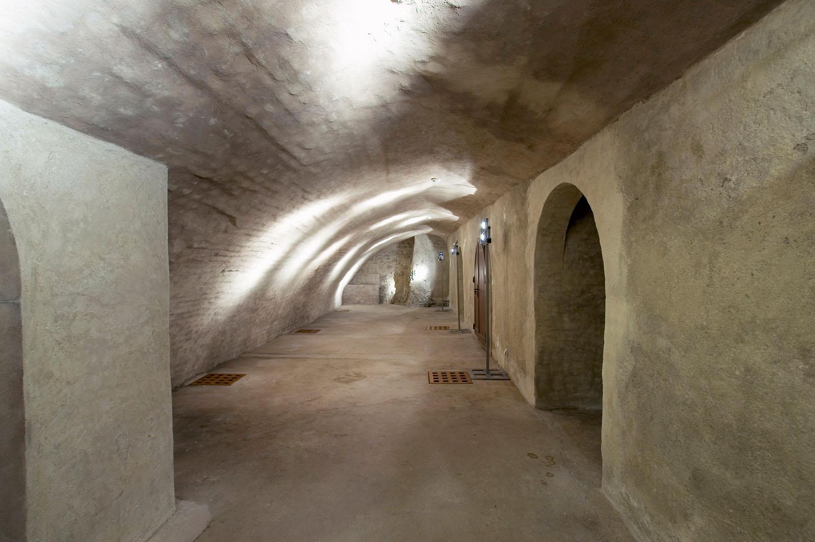 rekonstrukce hradu Špilberk | Brno | 06