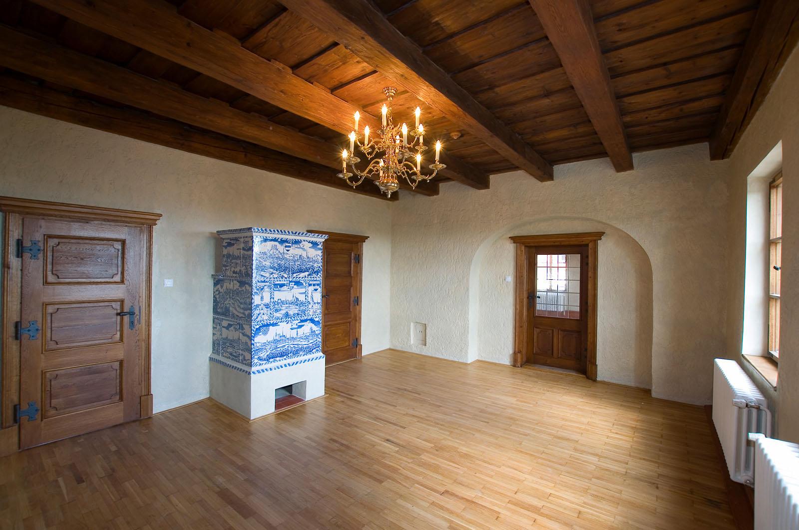 rekonstrukce hradu Špilberk | Brno | 07
