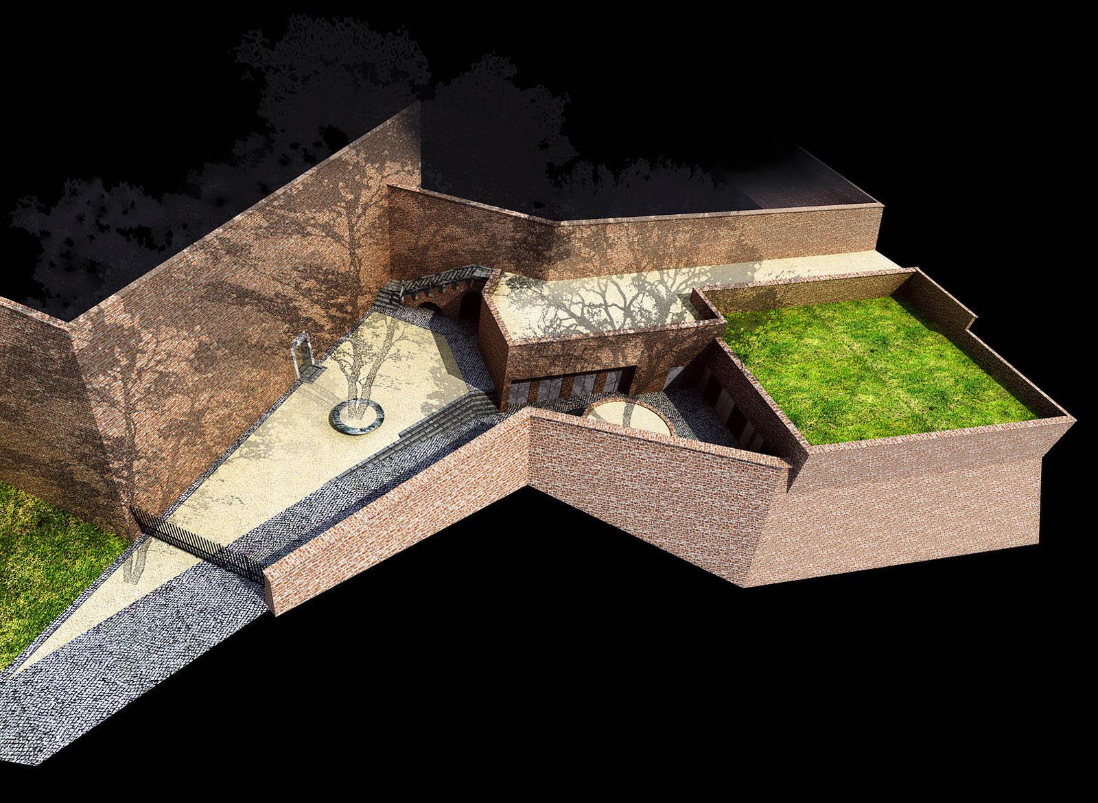 rekonstrukce hradu Špilberk | Brno | 13