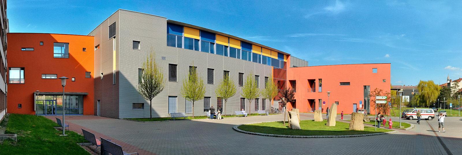 rekonstrukce a dostavba nemocnice | Ivančice | 07