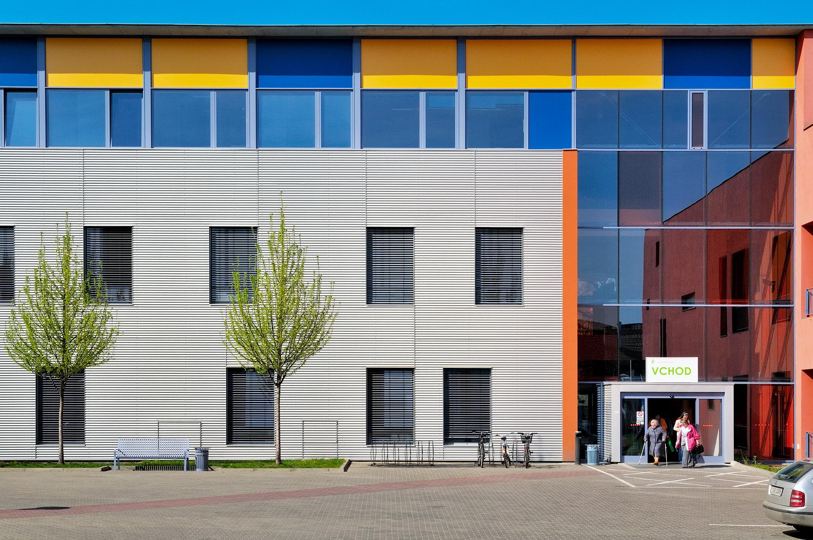 rekonstrukce a dostavba nemocnice | Ivančice | 09