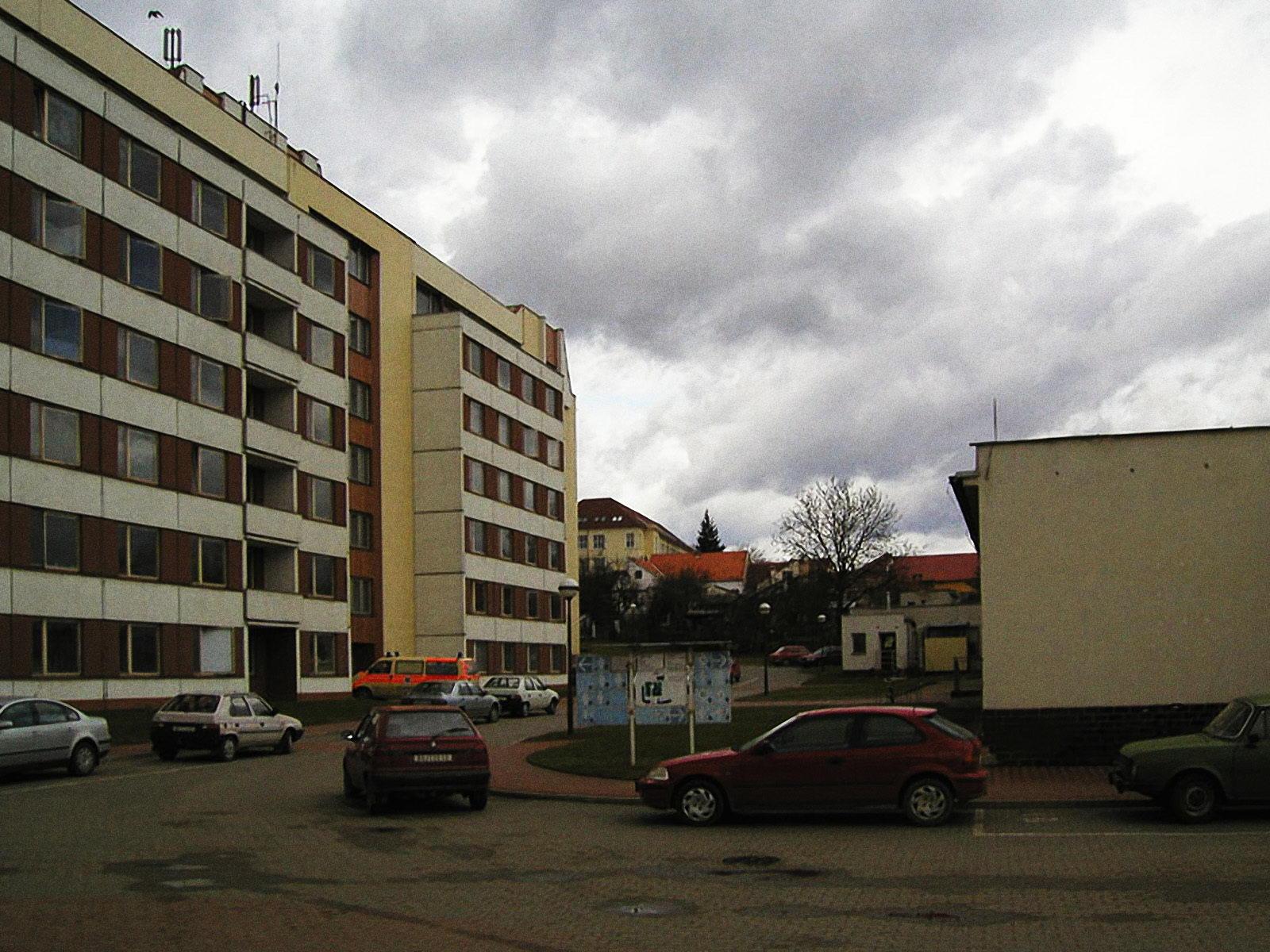 rekonstrukce a dostavba nemocnice | Ivančice | 12